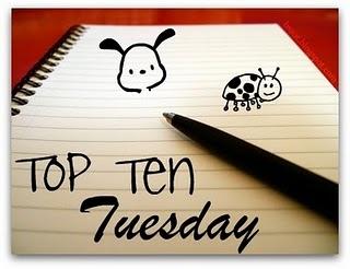 meme - top ten tuesday