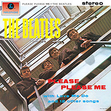 Beatles_Please Please Me