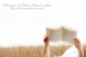 24 hour read a thon
