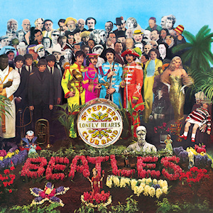 Beatles_Sgt. Pepper's Lonely Hearts Club Band
