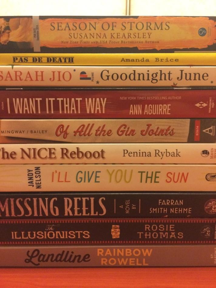 BEA Books Day 2