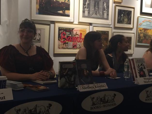 Alethea Kontis & Maggie Stiefvater & Alaya Dawn Johnson