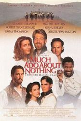 Much Ado About Nothing movie poster